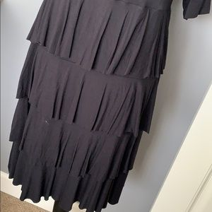 Style & Co Dresses - Size large women's black dress